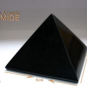Schungit Pyramide 5cm