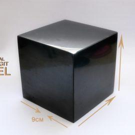 Schungit Würfel 9x9cm (poliert)