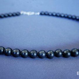 Schungit Halskette